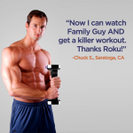 Shake Remote Male Testimonial