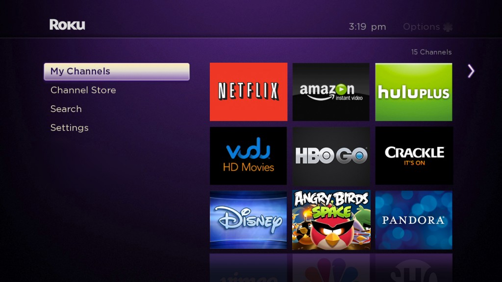 Rolling out the new Roku interface | The Official Roku Blog