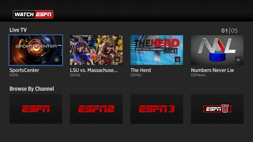 New on Roku: WatchESPN, WATCH Disney Channel and more