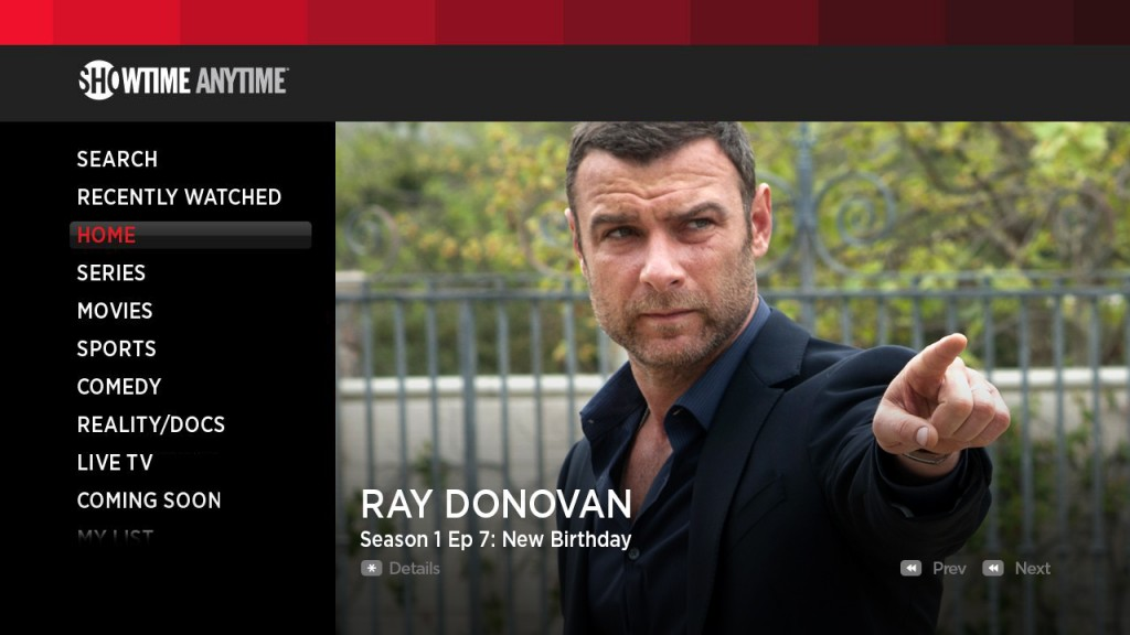 SHOWTIME ANYTIME launches on Roku