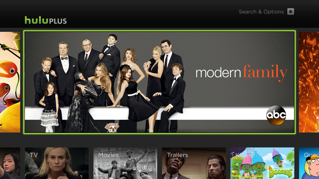 You asked, we delivered – a new Hulu Plus experience