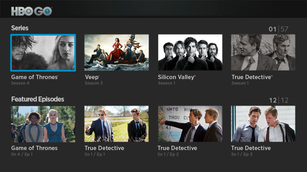 HBO GO and SHOWTIME ANYTIME: Now available for Comcast