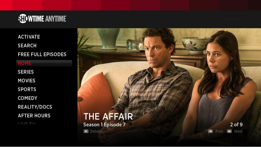 HBO GO and SHOWTIME ANYTIME: Now available for Comcast Xfinity