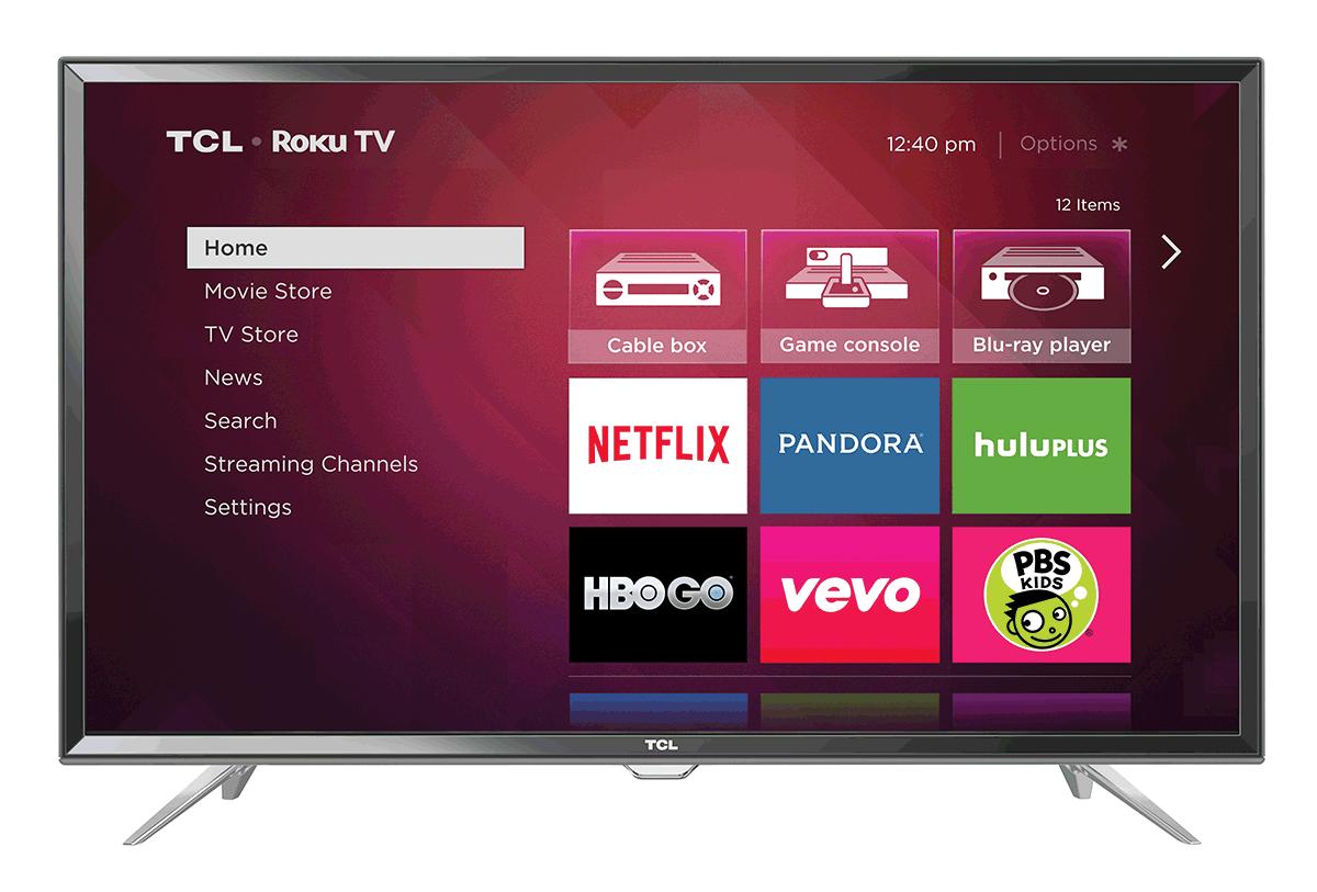 CES 2015 More Roku TV brands New 4K Roku TV design