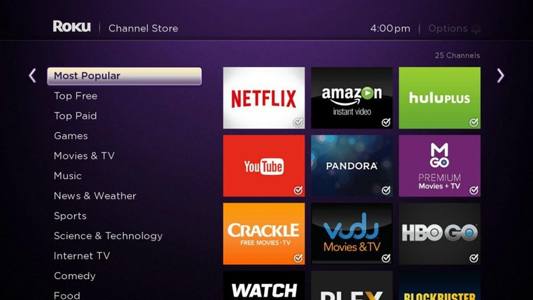 Six tips to get the most from your Roku player or Roku TV