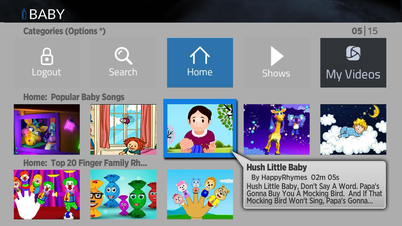 Roku UK: The best TV entertainment for children (and parents)