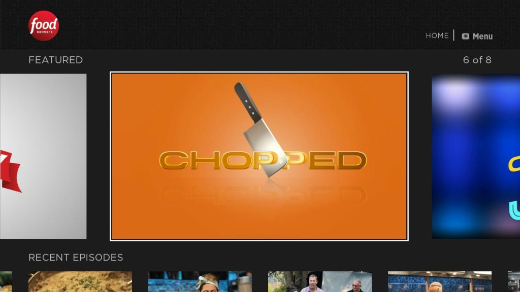 What Is The Food Network Channel On Xfinity