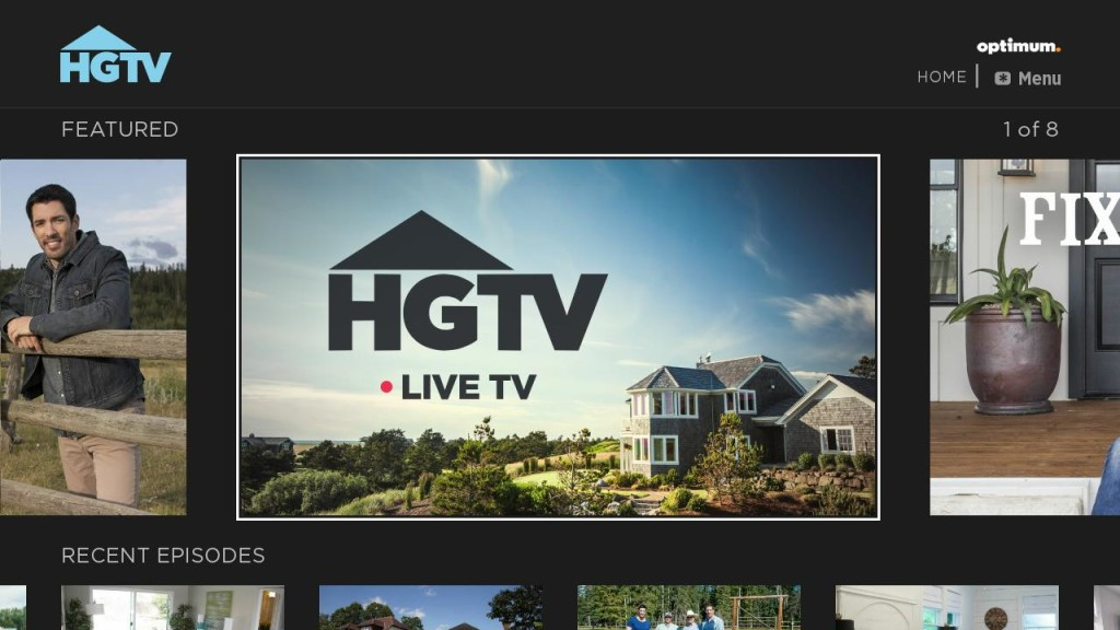 watch hgtv watch food network and watch travel channel now