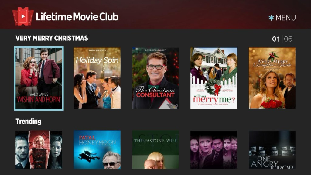Just in time for your holiday movie marathon – Lifetime Movie Club ...