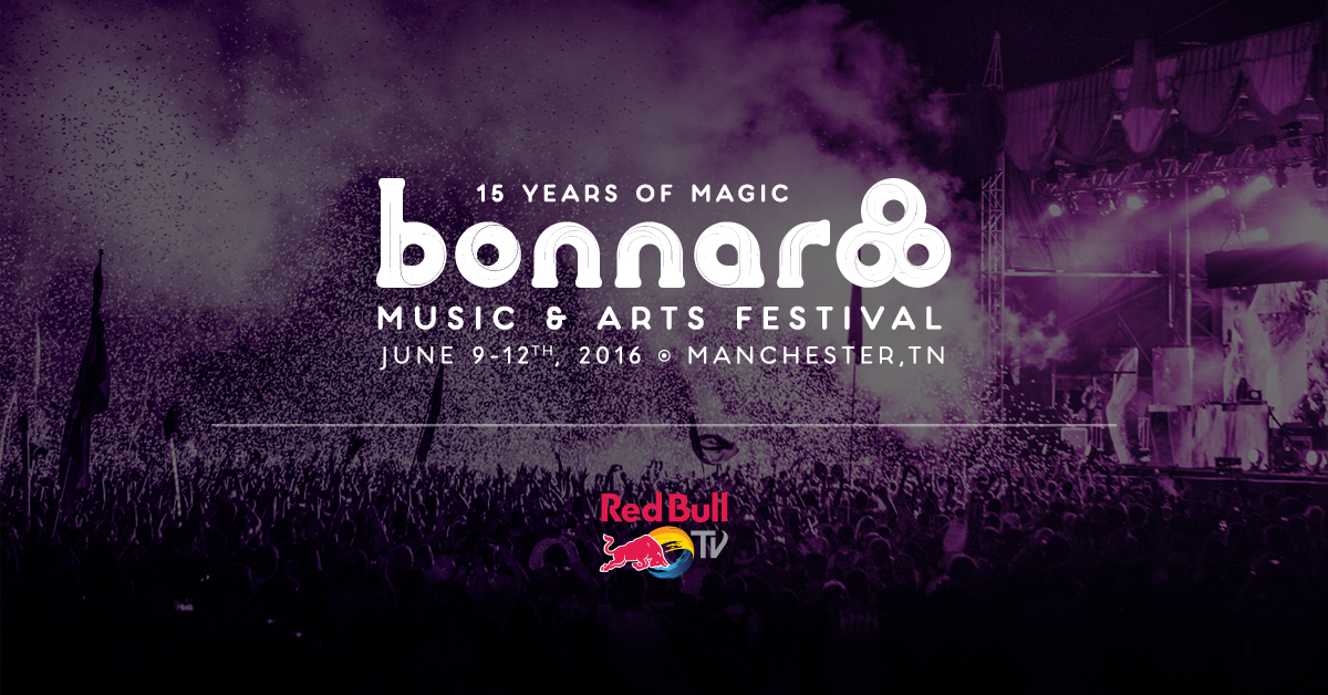 Stream Bonnaroo on Red Bull TV + other free music channels