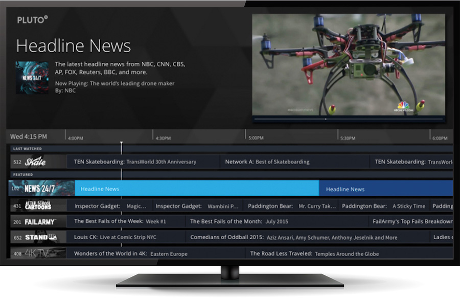 Watching live TV on the Roku platform [guest post]
