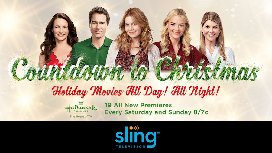 hallmark countdown to christmas on roku
