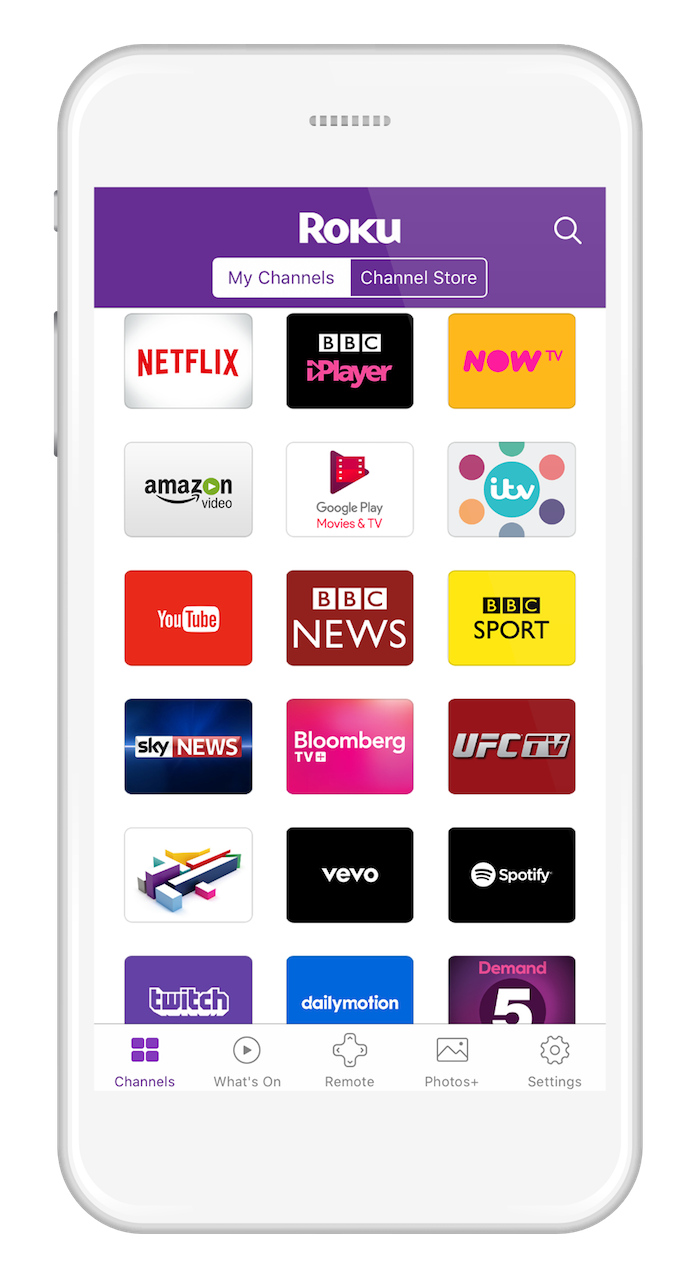 Roku UK: Updated Roku mobile app for iOS and Android – get