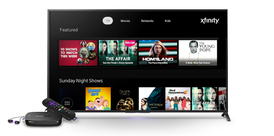 Xfinity TV app for select Roku devices begins beta trial