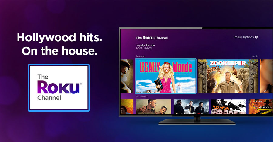 Image result for roku channel - hd image